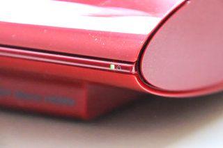 গারনেট রেড সুপারসলিম PS3 ছবি এবং হাতে-কলমে