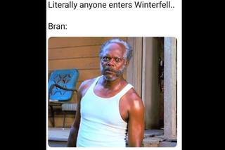 Il miglior meme della stagione 8 di Game of Thrones: Creepy Bran, Sam's Bad Day e altro